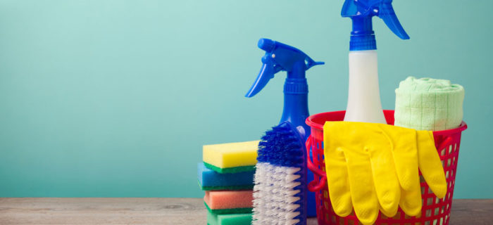 Tidy Up Your Home for Spring with These Maintenance and Cleaning Tips
